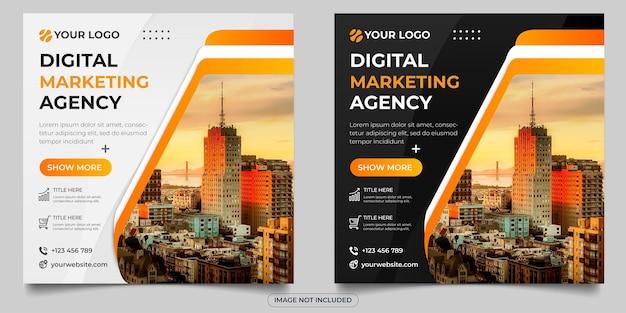 Post op social media van digitaal marketingbureau