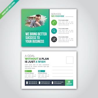 Postkaart ontwerp