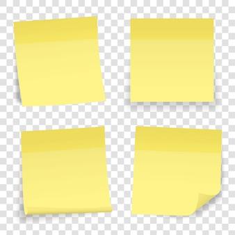 Postnota papier sticker pin. zelfklevende plakband.