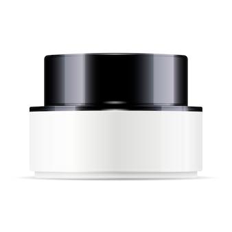 Pot voor cosmetica geneeskunde