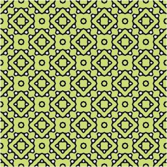 Prachtig abstract naadloos patroon