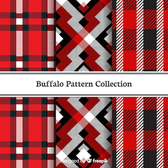 Prachtige buffalo patrooncollectie