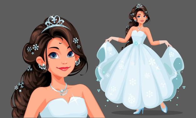 Prachtige prinses