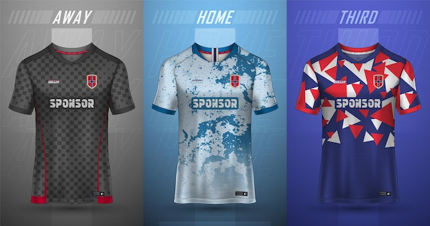 Premium collectie voetbalshirts