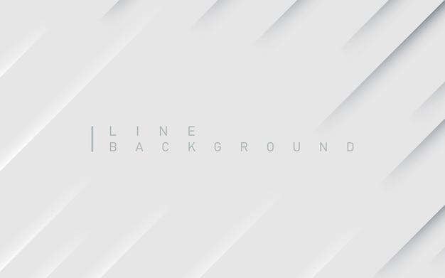 Premium diagonale lijn abstracte achtergrond met lichte donkere schaduw