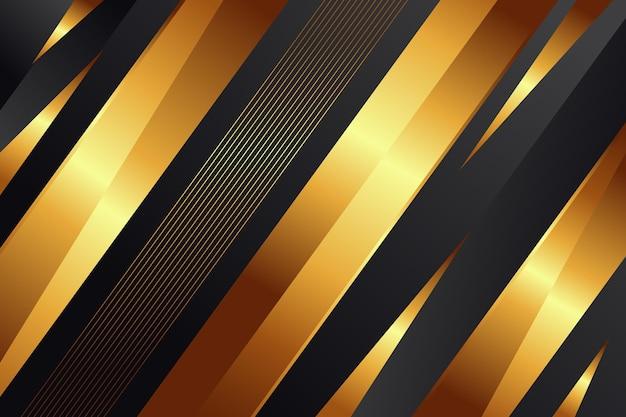 Premium gouden luxe achtergrond