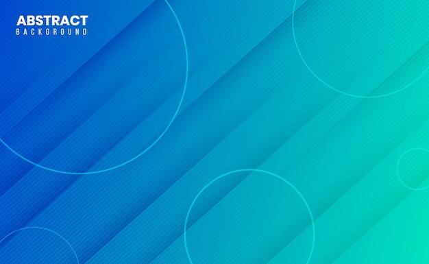 Premium moderne schone abstracte achtergrond voor banners en websites Premium Vector