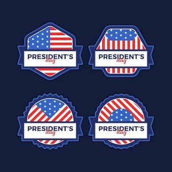 President's dagetiketpakket