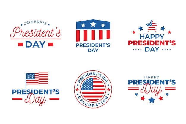 President's day-labelpakket