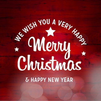 Prettige kerstdagen en gelukkig nieuwjaar 2019 achtergrond