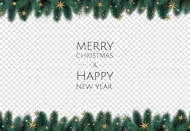Prettige kerstdagen en gelukkig nieuwjaar achtergrond