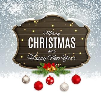 Prettige kerstdagen en gelukkig nieuwjaar posters