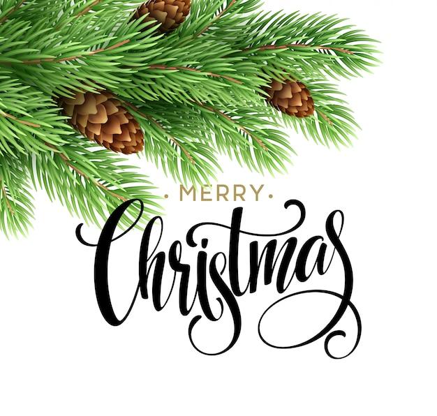 Prettige kerstdagen en gelukkig nieuwjaar wenskaart.