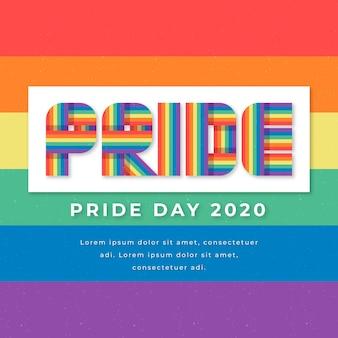 Pride day vlag