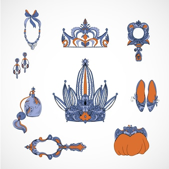 Prinses accessoires