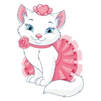 Prinses cat