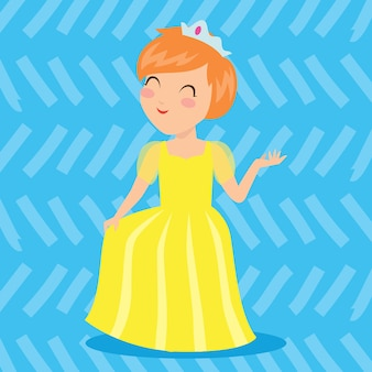 Prinses pin-up posterserie