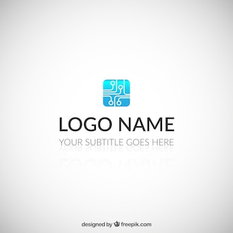 Printplaat logo