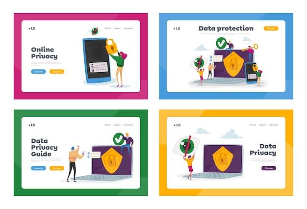 Privacy gegevensbescherming op internet