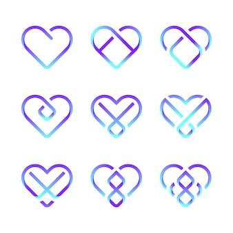 Pro pictogram hart pakket