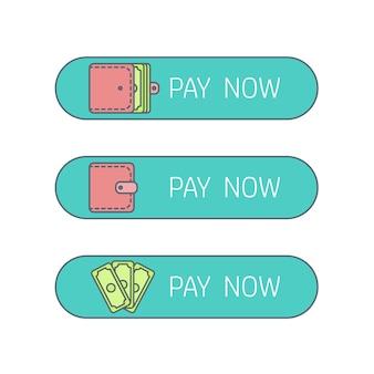 Proces van het betalen van lonen en inkomensillustratie