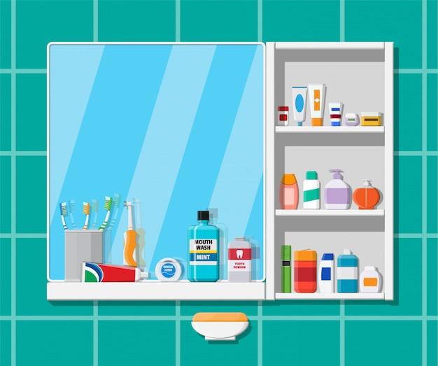Producten voor mondverzorging en hygiëne.