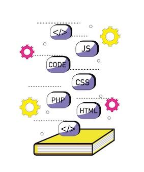 Programma codering concept