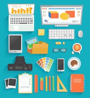 Programma voor ontwerp en architectuur.