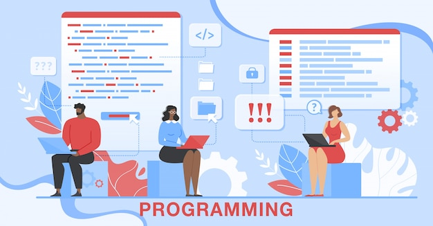 Programmering tech application software development