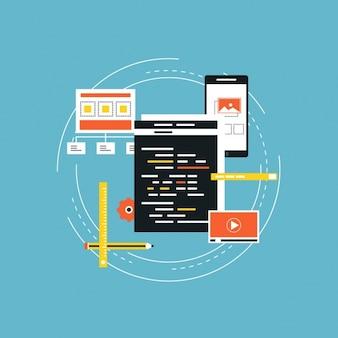 Programming achtergrond ontwerp