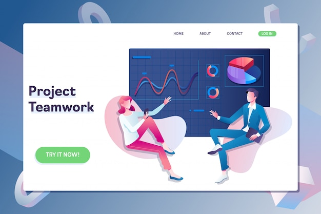 Projectbeheer en financiële rapportstrategie