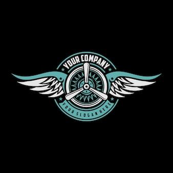 Propeller logo classic