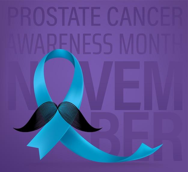 Prostaatkanker bewustzijn concept
