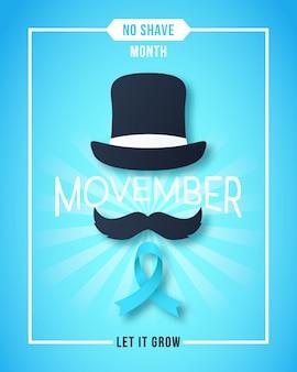 Prostaatkanker bewustzijn maand