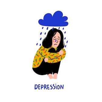 Psychologie. depressie.
