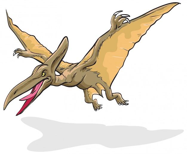 Pterodactyl dinosaurus