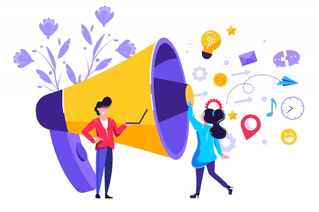 Public relations en zaken, communicatie