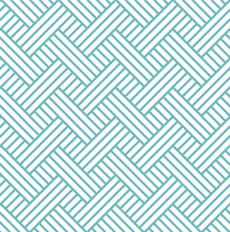 Punthaken abstract geometrische naadloze patroon achtergrond retro vintage design