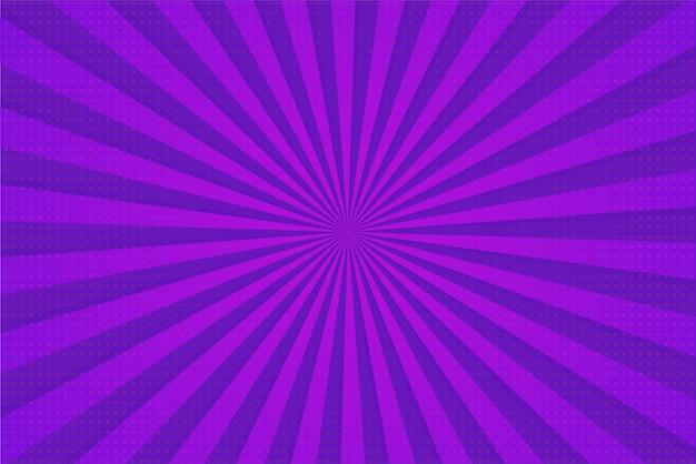 Purple ray achtergrond. paarse stralen die er mooi uitzien.