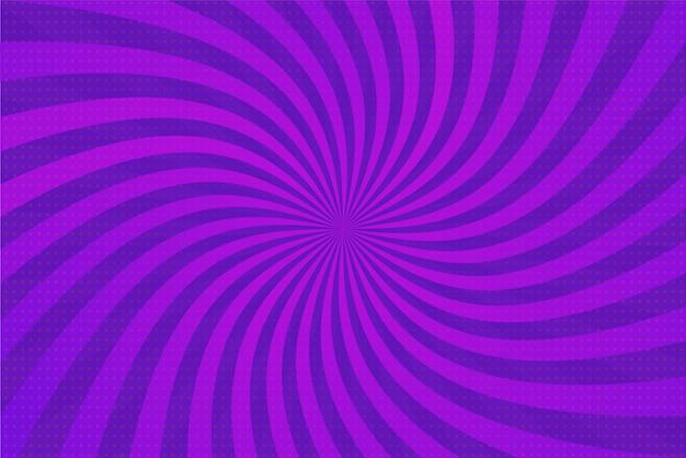 Purple ray achtergrond