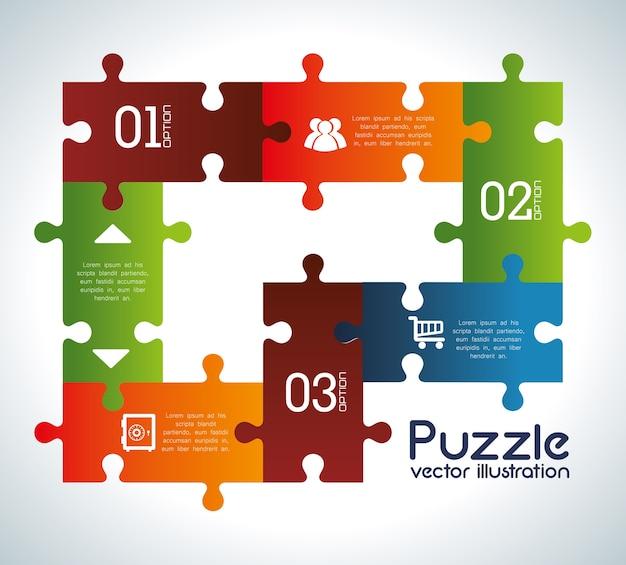 Puzzel ontwerp