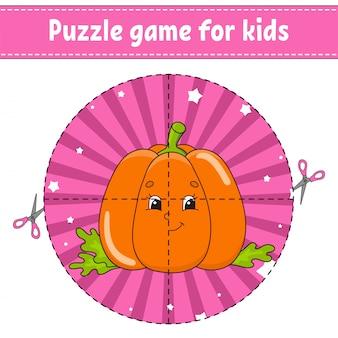 Puzzel spel.