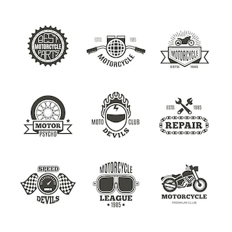 Race badges