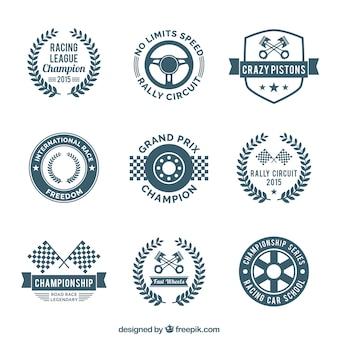 Race emblemen