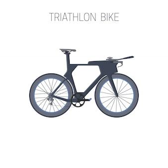Racefiets. sport pictogram.