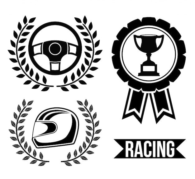 Racing ontwerp