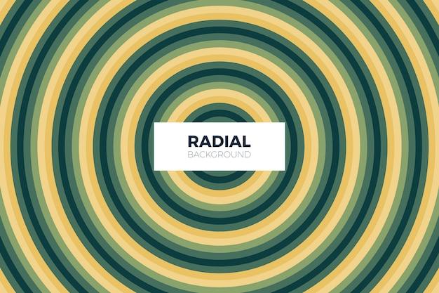 Radiale vorm abstracte achtergrond