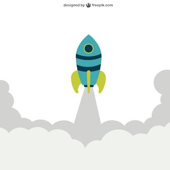 Raket lanceren