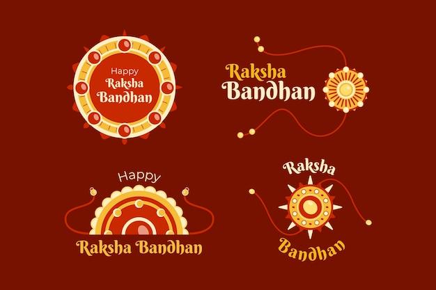 Raksha bandhan badges