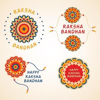 Raksha bandhan-insignes
